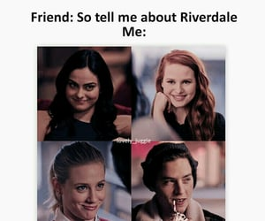 veronica, riverdale, and betty cooper image