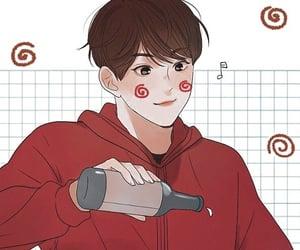 bl, korean, and manhwa image