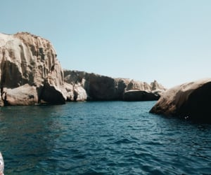 indie, refreshing, and sea image