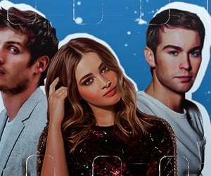 article, Chace Crawford, and no quiero quererte image
