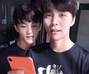 boys, johnny, and kpop image