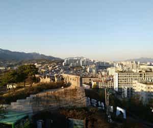 korea, nature, and seoul image