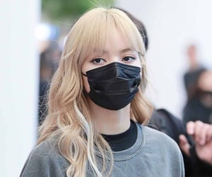 beautiful, idol, and mask image