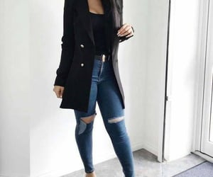 outfit, outfit formal, and outfit para el trabajo image