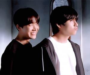 gif, jung hoseok, and jimin image