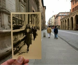 city, travel, and vintage image
