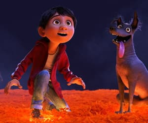 animation, miguel, and coco image