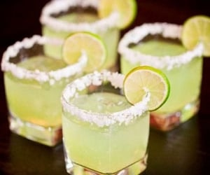 cocktail, drinks, and margarita image