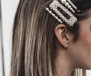 accessories, inspiration, and hair image