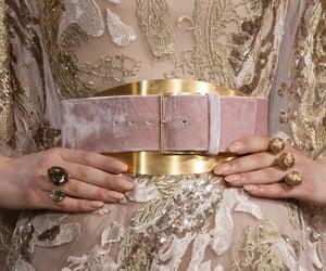 dress, dresses, and elegant image