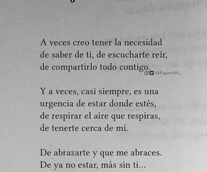 frases, frases de amor, and frases en español image