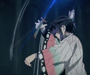anime, kimetsu no yaiba, and anime girl image