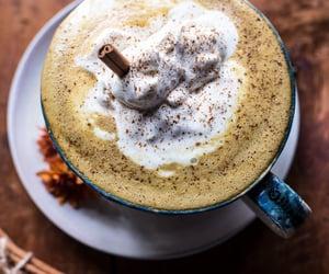 "fyeautumn:""nom-food:""Coconut pumpkin spice latte"" """