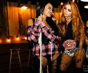 jesy nelson, little mix, and leigh anne pinnock image