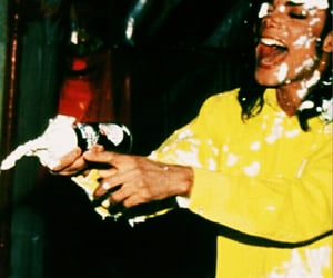 90's, michael jackson, and 90's music image