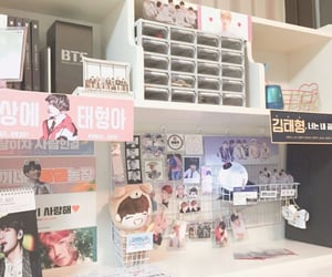 room, bts, and aesthetic image