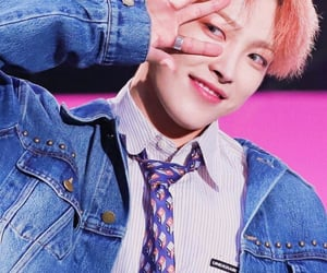 hongjoong, ateez, and k-pop image