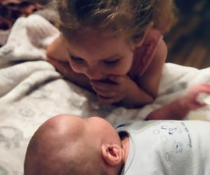 baby, cousins, and truth image