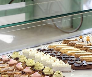 eclair, millefeuille, and cakes image