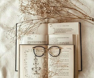 beautiful, book, and student image