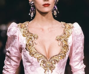 1990, FW, and Yves Saint Laurent image