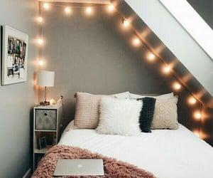 light, home, and room image