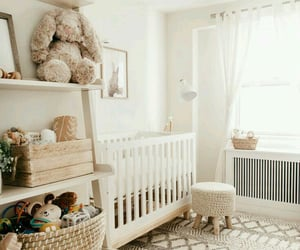 baby, bear, and beautiful image