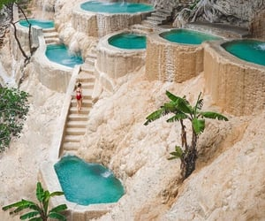 mexico, travel, and nature image