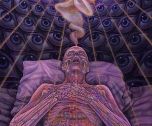 alex grey, art, and soul image