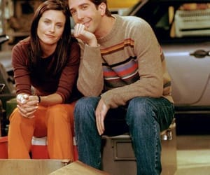 friends, f.r.i.e.n.d.s, and David Schwimmer image