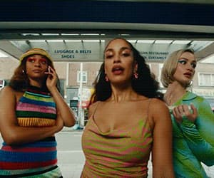 gif, be honest, and jorja smith image