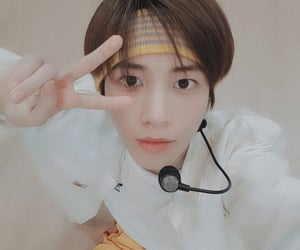taehyun, filter edit, and txt image