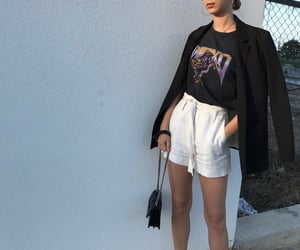 clothes, fashionable, and girl image