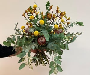 bouquet, flower, and nature image