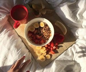 Food Yummy Lezziz Yemek Tatlı Foods Coffe Kahve Breakfast Strawberry Banana Fruit Fruits