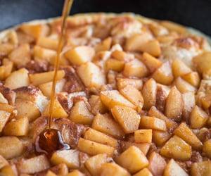 Food apple pie..