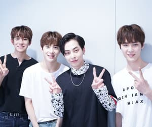 lucas, xiumin, and neoculturetechnology image