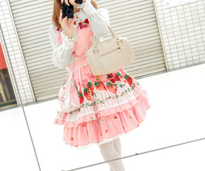 cosplay, why cosplay, and lolita image