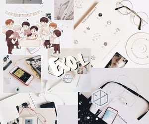 exo, kpop, and kpop lockscreen image