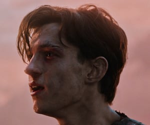 Avengers, peter parker, and tom holland image
