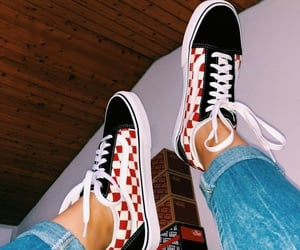 sneakers, vans, and shoes image