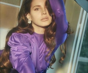 lana del rey, beautiful, and purple image