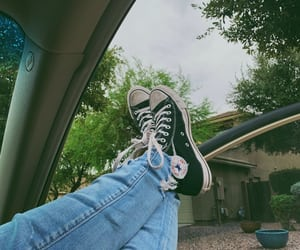 converse, film, and green image