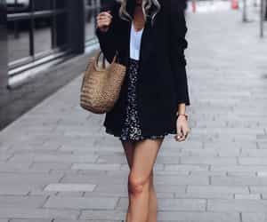 blogger, fashion, and hat image