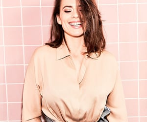 girl, pretty, and hayley atwell image