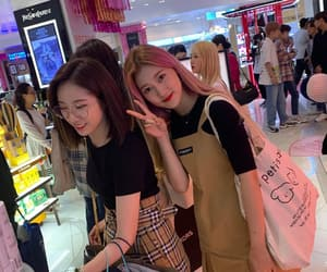 choerry, haseul, and loona image
