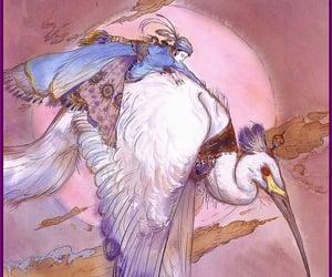 arabian nights, book illustration, and Yoshitaka Amano image