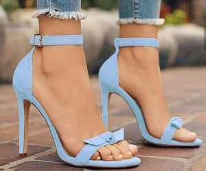 fashion, heels, and sandals image