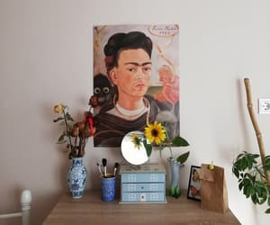 art, country, and cozy image