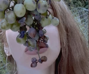 grapes, indie, and summer image
